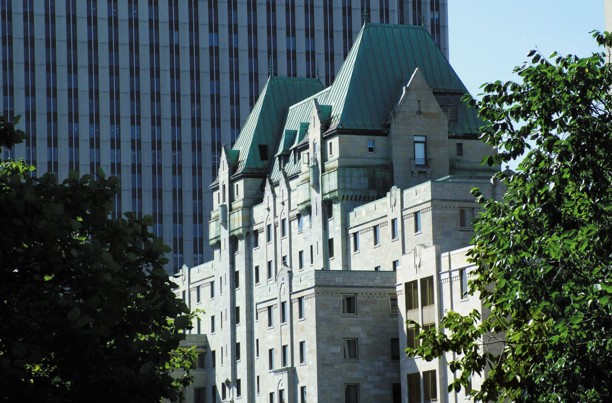 The Lord Elgin Hotel honoured by Retail Council of Canada | Ottawa Business Journal